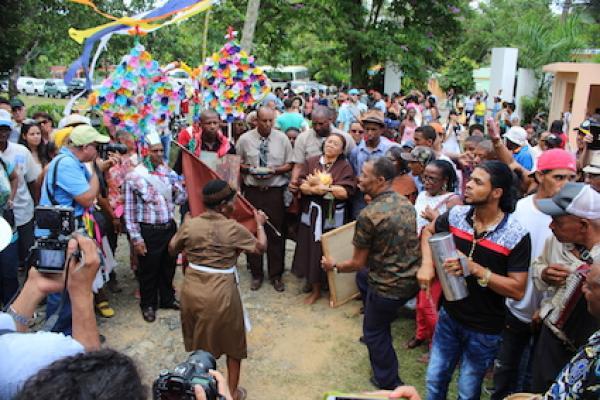 Espacio Insular propone culto centenario a San Antonio Negro en Yamasá sea reconocido como Patrimonio Nacional