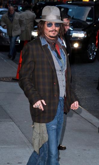 Johnny Depp se quedó sin dinero