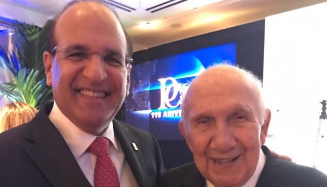 Firma de abogados de Vinicio Castillo celebra 116 aniversario