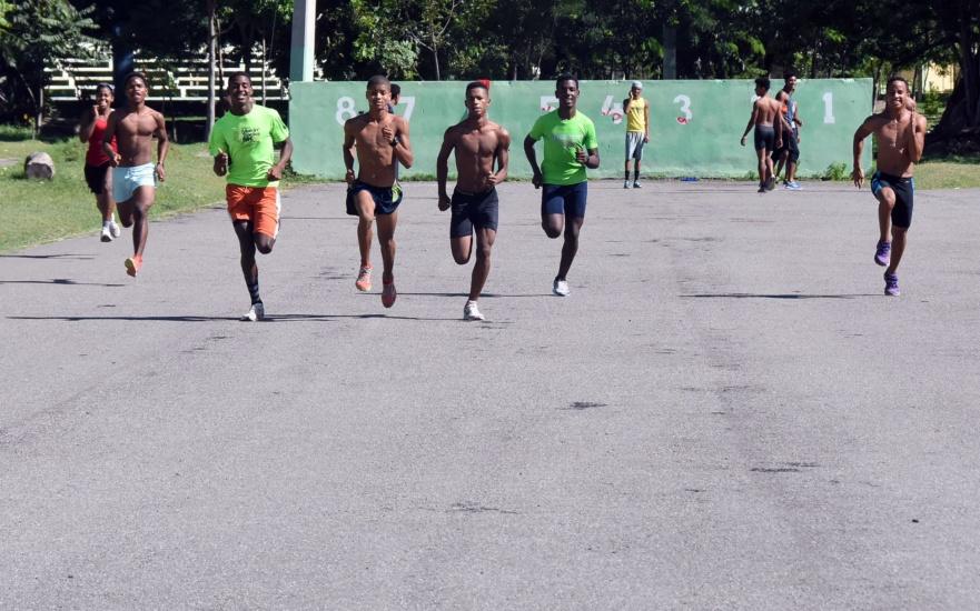 Atletas de San Juan necesitan más apoyo