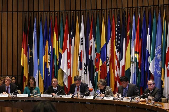 Países concluyen nueva ronda negociación acuerdo sobre derechos en materias ambientales