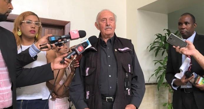 Fidelio Despradel advierte a Domínguez Brito minería metálica dejaría sin agua al valle de San Juan y región Sur