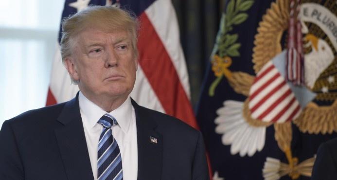 """Trump dice que Estados Unidos está """"listo"""" para un ataque militar a Corea del Norte"""