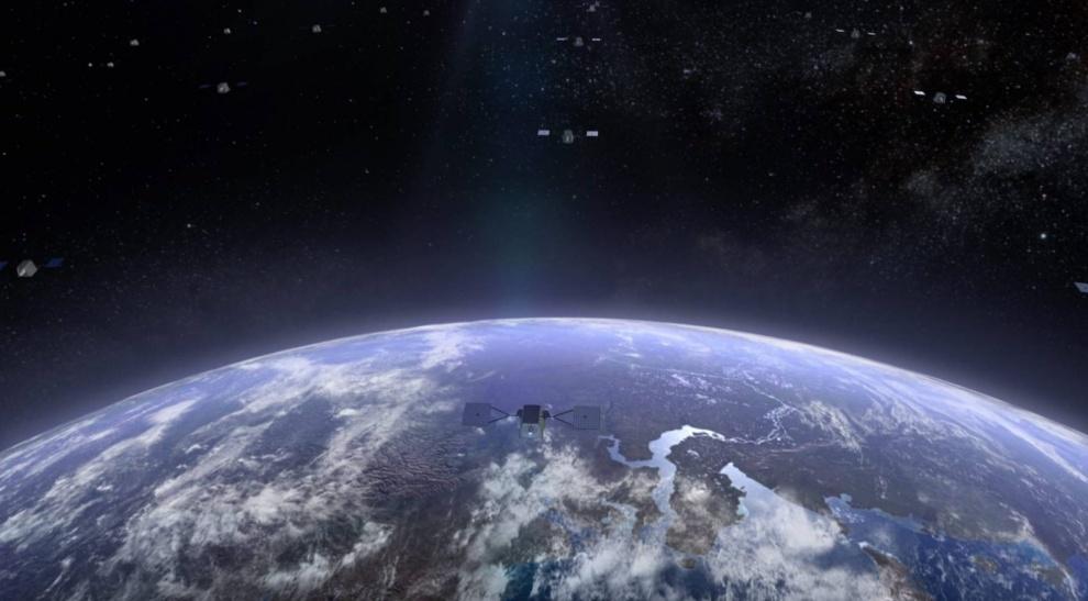 OneWeb empieza a fabricar sus 900 satélites para dar acceso a Internet