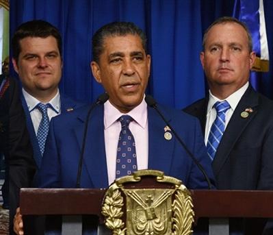 Espaillat aclara congresistas EEUU no llevaron agenda con tema haitiano a reunión con Danilo