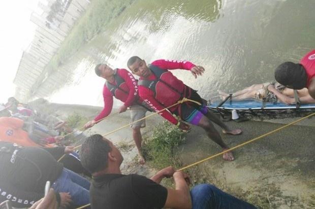 Recuperan cadáver de joven ahogado en canal de riego en Villa Gonzalez