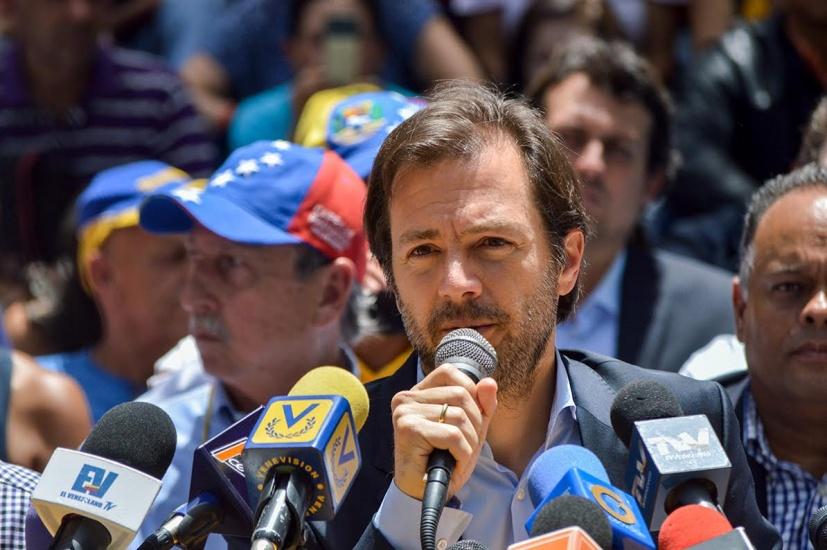 El Tribunal Supremo venezolano condenó a 15 meses de cárcel al alcalde opositor en Caracas