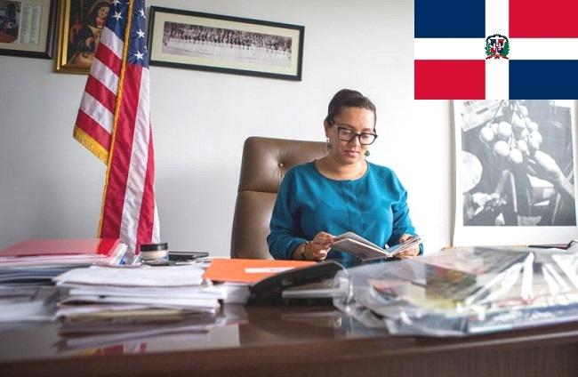 Ante ataque congresistas EEUU a RD senadora Alcántara defiende el país