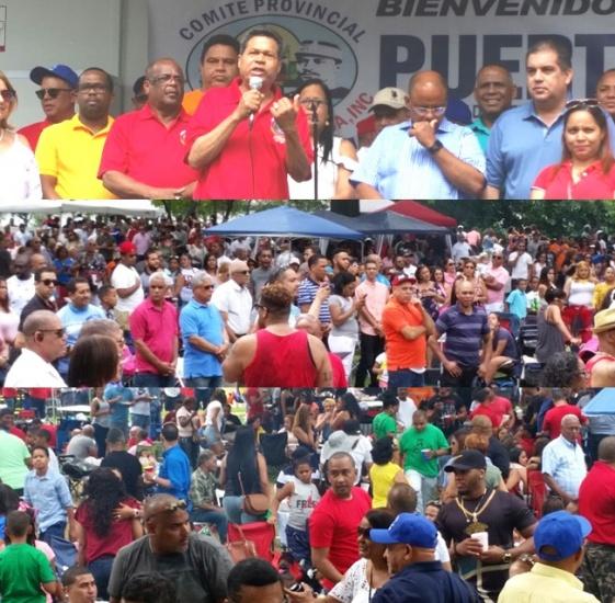 Copropusa celebra su Xlll aniversario ante miles puertoplateños NY
