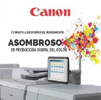 Canon presentará sus productos en República Dominicana