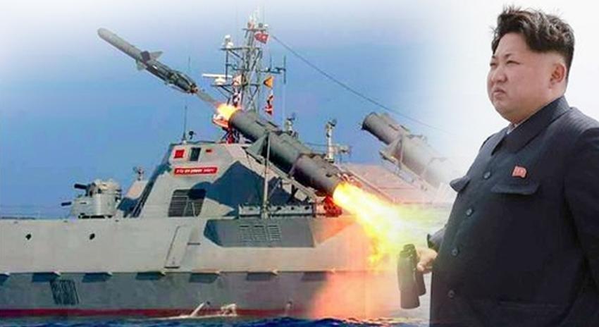 Resultado de imagen para lanzamiento de misiles corea del norte