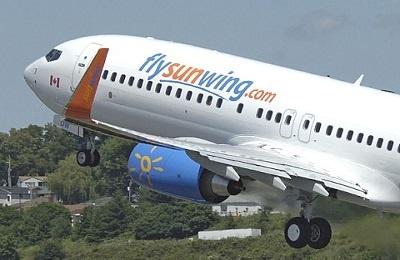 Sunwing anuncia regreso del vuelo Charlottetown – Puerto Plata para el próximo invierno