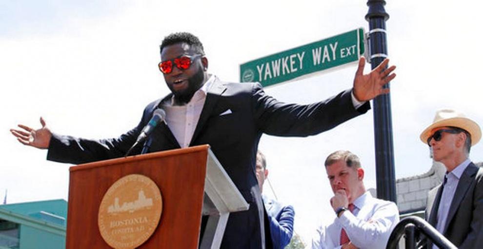 Medias Rojas de Boston quiere poner nombre de Ortiz a calle en Fenway