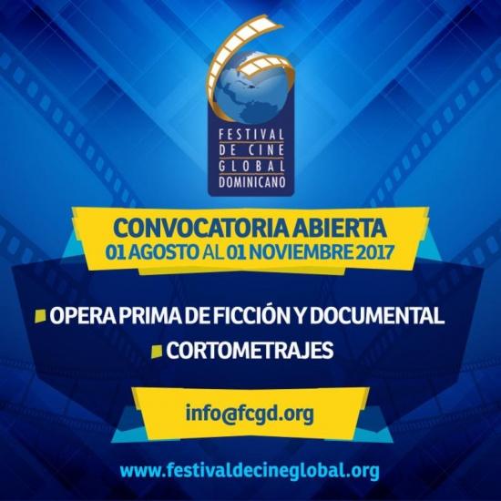 Festival de Cine Global Dominicano abre convocatoria a competencias para su undécima edición