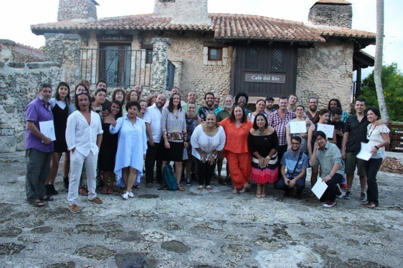 Dirección de Cine realiza encuentro con ganadores de la  VI edición de DOCTV Latinoamérica
