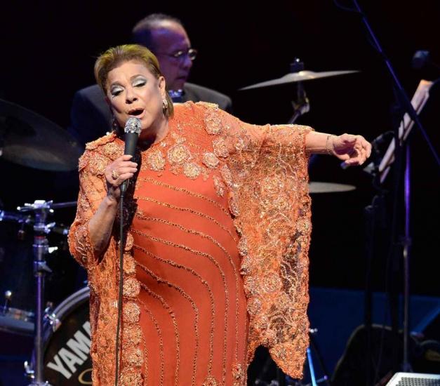 Lucecita Benítez recibirá el Premio Grammy Latino a la Excelencia, en unaceremonia el 15 de noviembre en Las Vegas