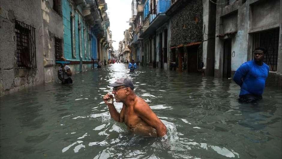 Cinco problemas de salud que dejan grandes huracanes comoIrma