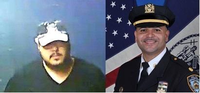 Policía Alto Manhattan persigue hispanos por tiroteo
