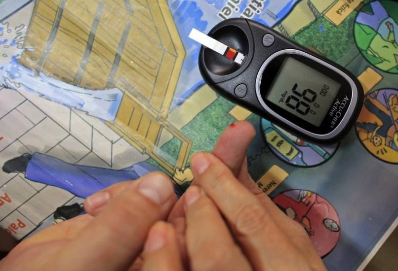 El viacrucis de los pacientes con diabetes