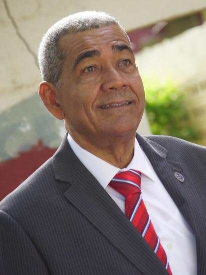 Lic. Francisco Galarza miembro del cuerpo de asesores de ONAPI