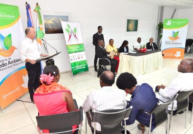 Centrales sindicales RD y Haití desarrollan iniciativas por el medio ambiente