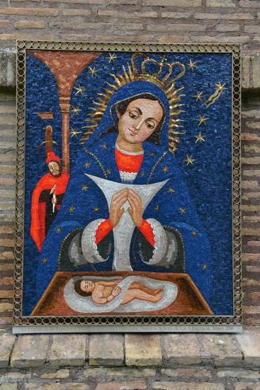 Nuestra Señora de La Altagracia en El Vaticano.