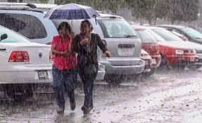 Meteorología informa vaguada provocará aguaceros dispersos y tronadas aisladas