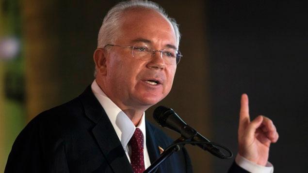Rafael Ramírez deja el cargo de embajador de Venezuela ante la ONU