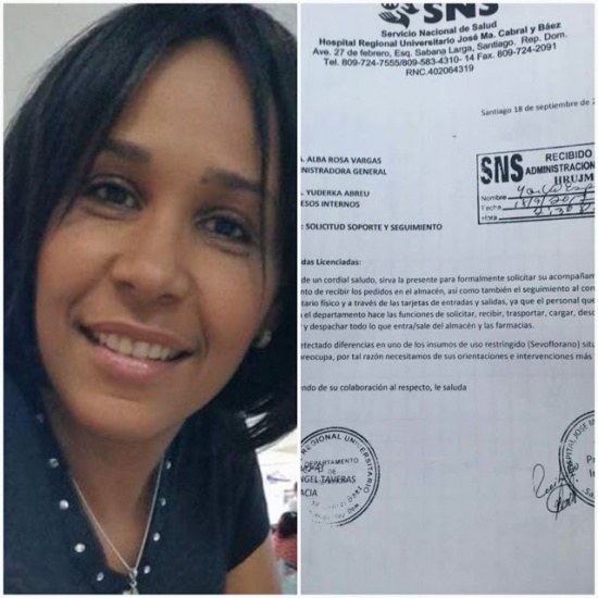 Asociaciones de dajaboneros piden libertad de la joven Solangel TaverasGarcía