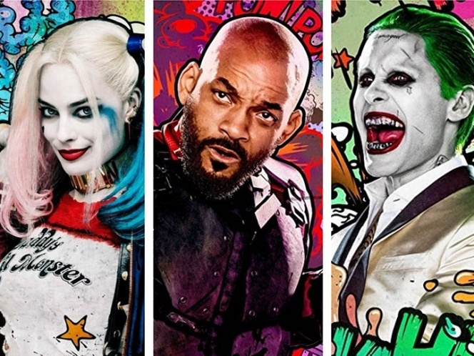 Margot Robbie, Will Smith y Jared Leto, confirmados en 'Escuadrón Suicida 2