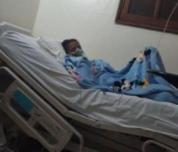 Familia pide ayuda para tratamiento de niña con Síndrome de Kawasaki
