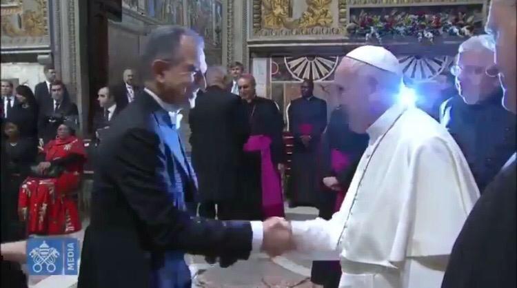 Papa Francisco precisa deberes de los inmigrantes en su discurso ...