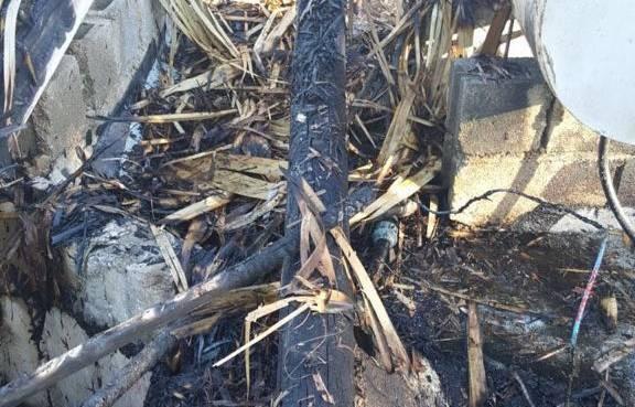 Se quema parte de la casa de Ricardo Montaner