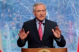 """Canciller dice que Chile """"nunca"""" apoyará intervención militar en Venezuela"""