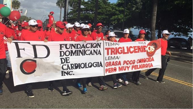 Fundación Dominicana de Cardiología preocupada por muerte de mujeres a causa de enfermedades cardivasculares