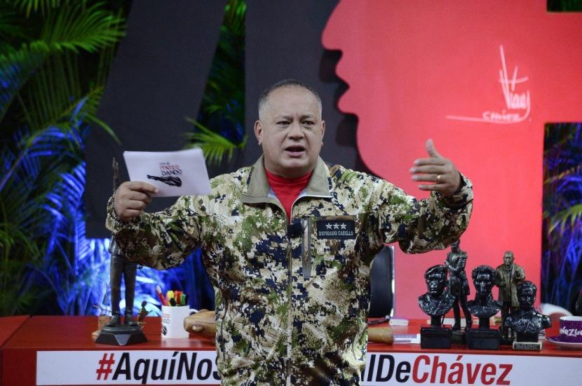 Venezuela no pide ayuda humanitaria sino que cese la injerencia — Cabello