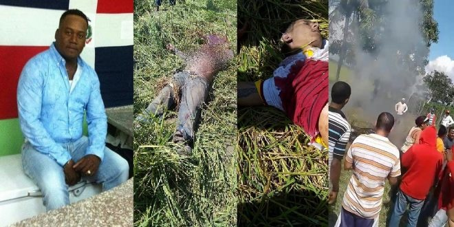 LA VEGA: Linchan dos hombres que asesinaron a un comerciante