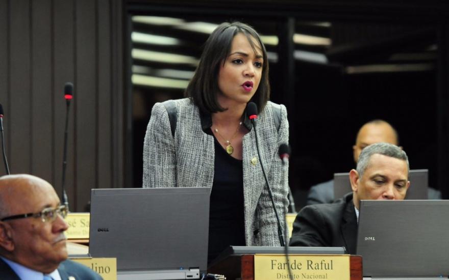 Crece respaldo al proyectode amnistía fiscal sometido por Faride Raful