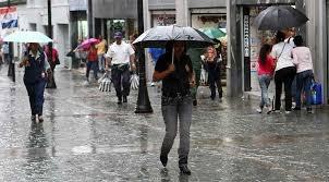 Meteorologia dice Incidencia de vaguada provocará lluvias este domingo
