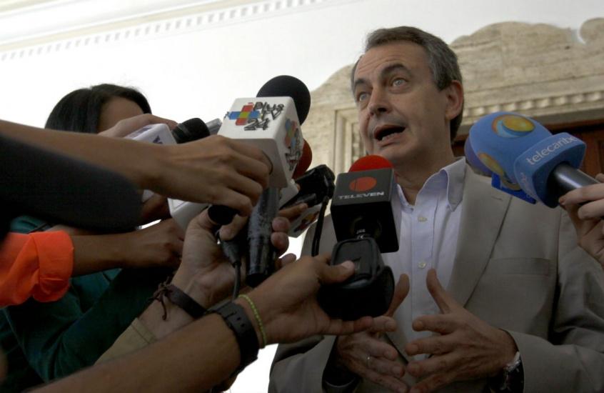 El único acuerdo es derrotar a Maduro — Falcón a Zapatero