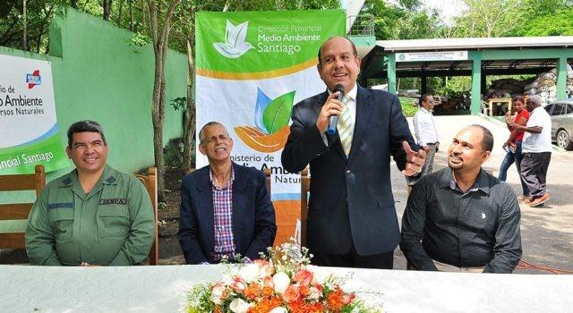Ministerio Medio ambiente pone en operación unidad de acción
