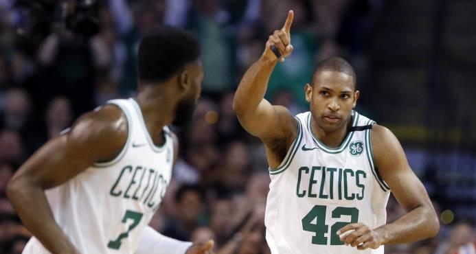 Celtics doblegan a los Cavaliers 108-83 y toman ventaja de 1-0 ; Horford 20, el martes juego 2