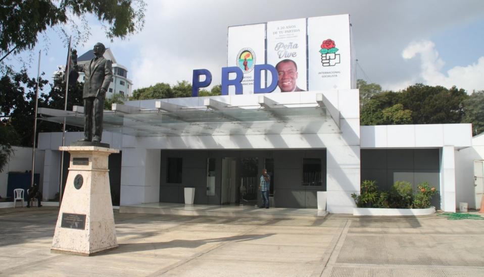 PRD entregó informe financiero a la JCE el 14 de febrero de este año