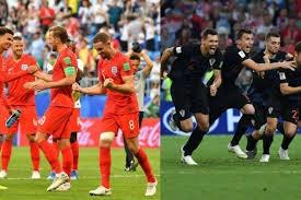 Inglaterra y Croacia se encaminan al duelo; Francia espera en la final