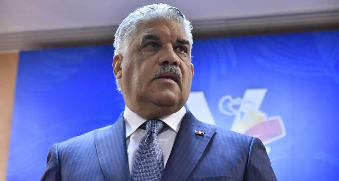 Canciller Vargas Maldonado asegura que dominicanos en Haití no están en peligro