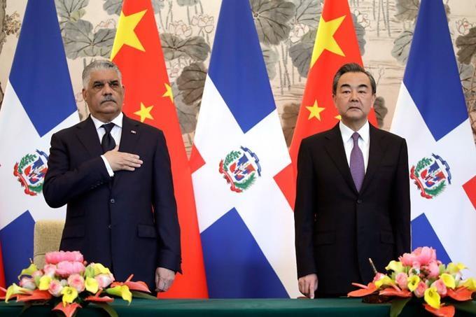 Informan preparativos de visita de Danilo Medina a Pekín