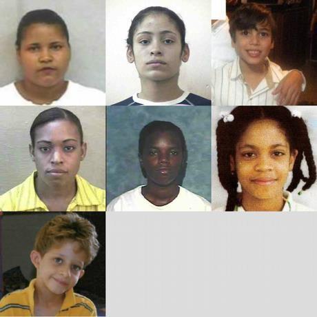 Los 30 dominicanos desaparecidos buscados por la Interpol