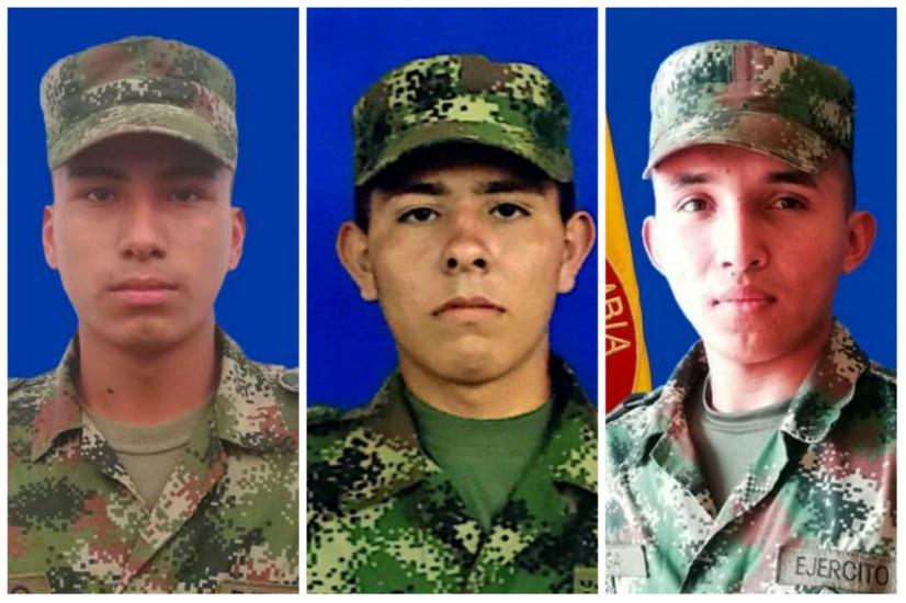 Gobernador de Arauca le atribuye al Eln el secuestro de los tres soldados