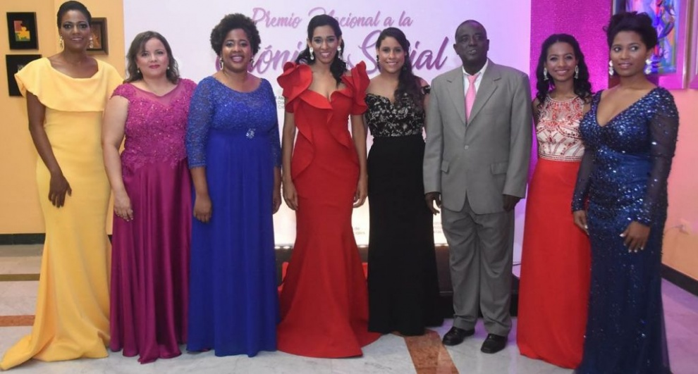 Asociación Dominicana de Cronista Sociales entrega Premio Nacional
