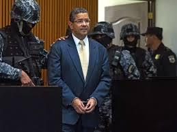 Ex presidente de San Salvador condenado a 10 años de prisión